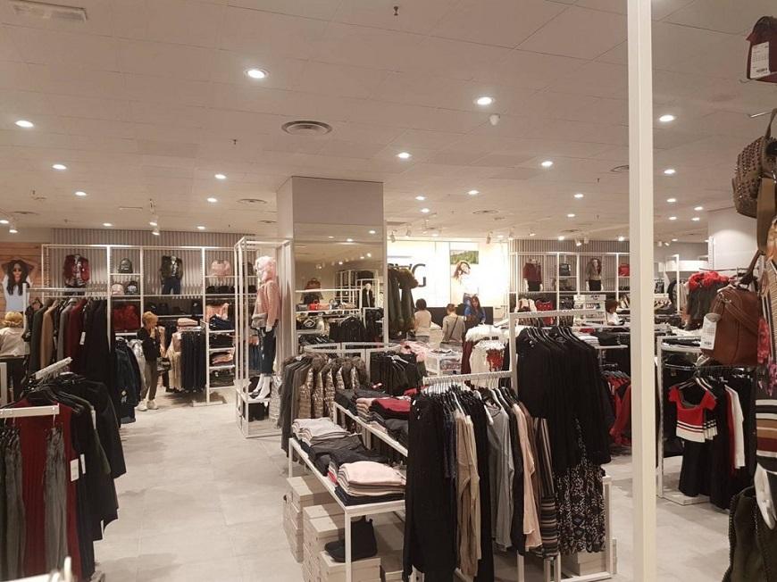 Arredamento negozi Milano